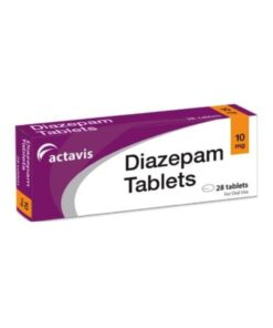 Diazepam 10mg Made in UK