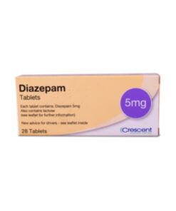 Diazepam 5mg Made in UK